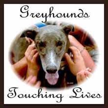 Greyhounds Touching Lives